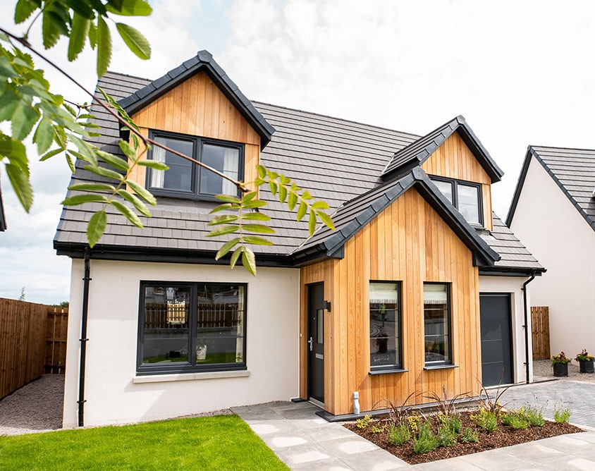Benefits of timber frame