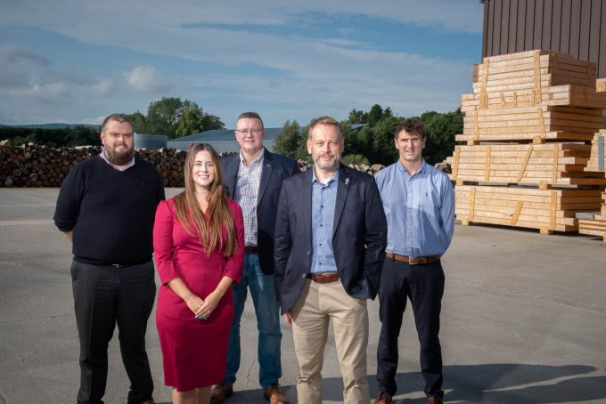 £2million investment as Kirkwood Homes creates new timber business