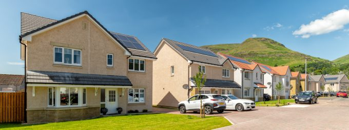 Allanwater Homes: Silver Glen in Stirling
